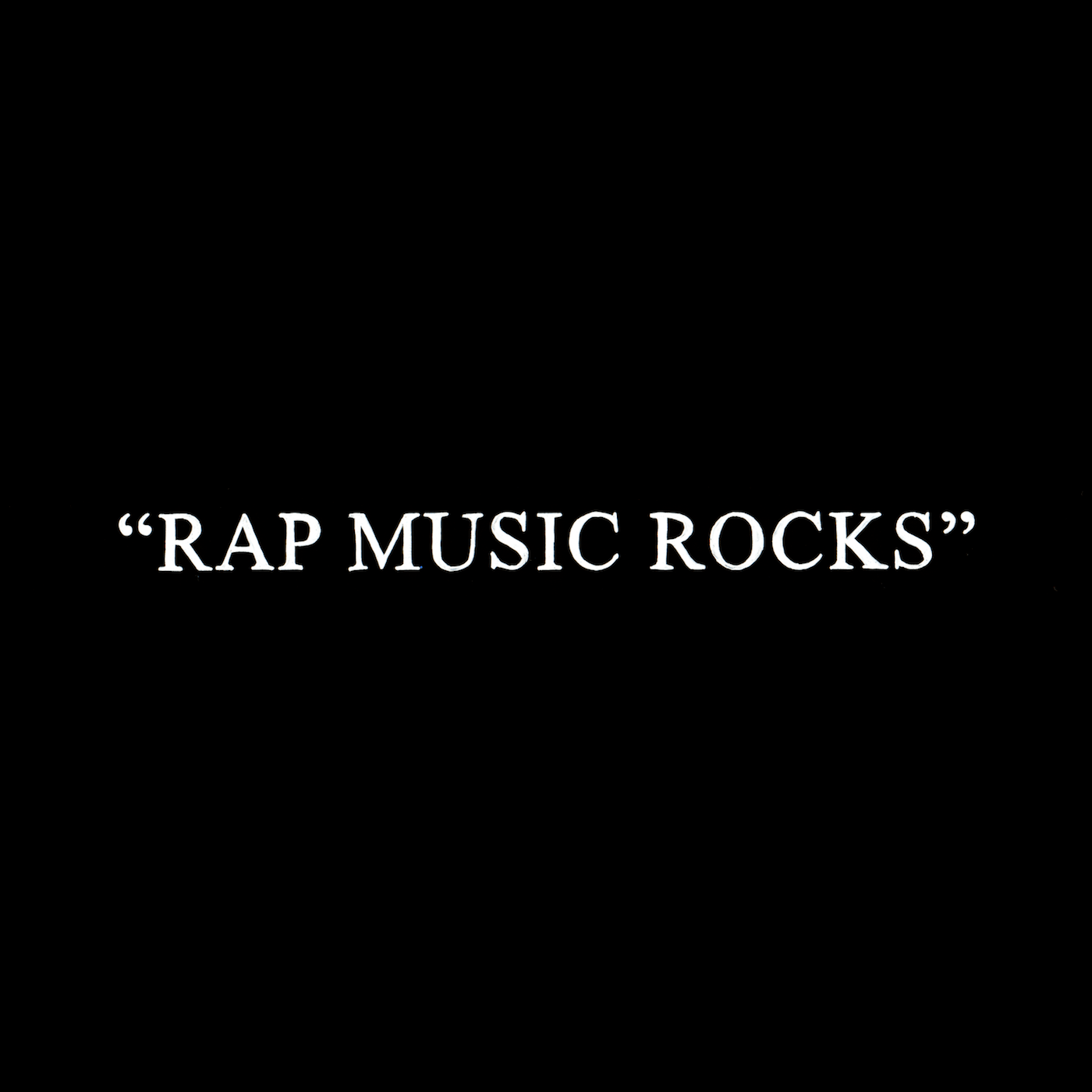 Rap Music Rocks EP
